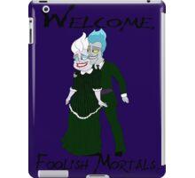Haunting the Mansion iPad Case/Skin