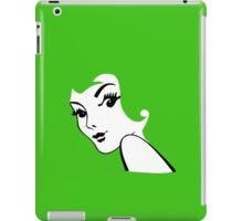 Red Head / Green Head iPad Case/Skin