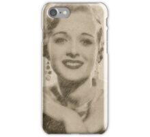 Mary Astor, Actress iPhone Case/Skin