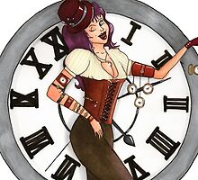 Lost & Found: Timekeeper by designedbylaura