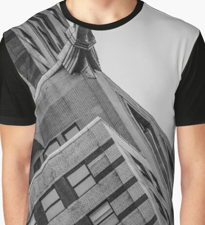 Chrysler Building - Eagles | New York City, New York Graphic T-Shirt