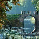 Autumn at the Lake by Heather Thorsen