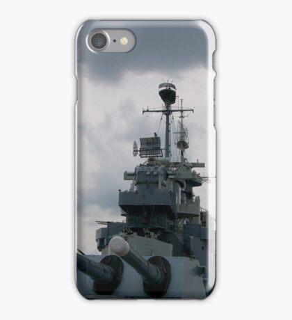 Batten Down the Hatches iPhone Case/Skin