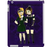 Haunted Halloween iPad Case/Skin