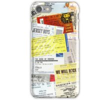 Take Me To The Musicals  iPhone Case/Skin