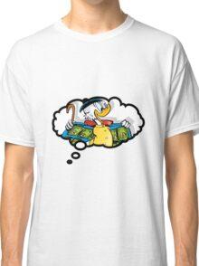 Scrooge bubble Classic T-Shirt
