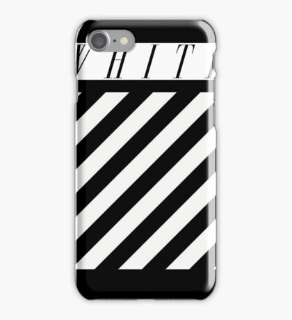 Off White Virgil Phone Case iPhone Case/Skin