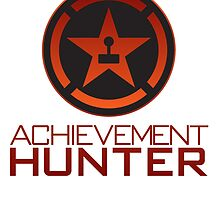 Achievement Hunter (Red) by AngusDrake