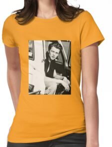 Leo DiCaprio - 90's Womens Fitted T-Shirt
