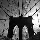 Brooklyn Bridge by Daniela Cifarelli