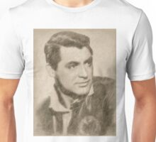 Cary Grant Hollywood Icon Unisex T-Shirt