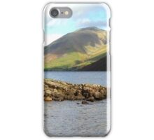 Wast Water, Lake District National Park, UK iPhone Case/Skin