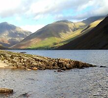 Wast Water, Lake District National Park, UK by GeorgeOne