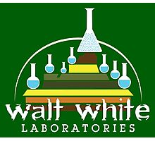 Walt White Laboratories  Photographic Print