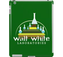Walt White Laboratories  iPad Case/Skin