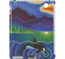 Orca Sonic Love iPad Case/Skin