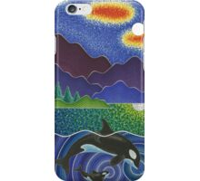 Orca Sonic Love iPhone Case/Skin