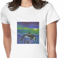Orca Sonic Love Womens Fitted T-Shirt