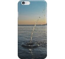 water bloom iPhone Case/Skin
