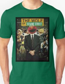 The Wolf Of Wall street-Parody T-Shirt