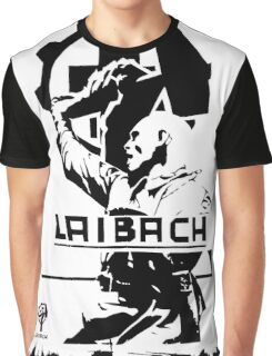 Laibach, Industrial music Graphic T-Shirt