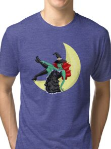 Witchful Thinking! Tri-blend T-Shirt