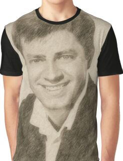 Jerry Lewis, Actor and Comedian Graphic T-Shirt