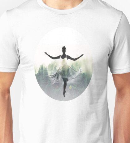 Forest Dancer Unisex T-Shirt