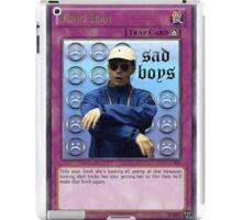 Yung Lean Yu Gi Oh! iPad Case/Skin