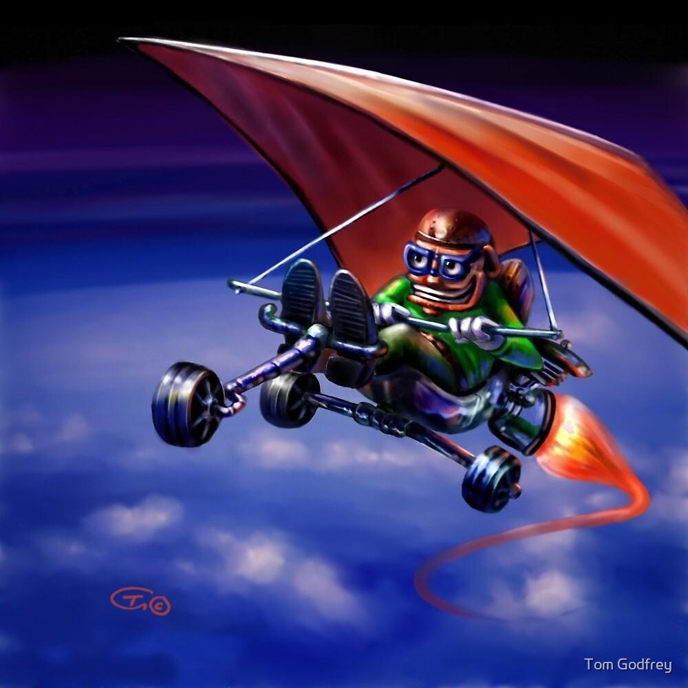 Born to Fly by Tom Godfrey