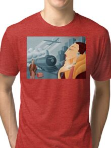 Deco  Tri-blend T-Shirt
