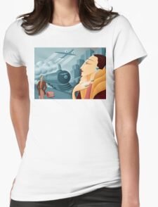 Deco  Womens Fitted T-Shirt