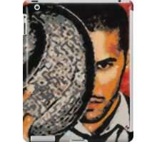 WHEN YOU CAME,YOU ARE WINE AND HONEY... iPad Case/Skin