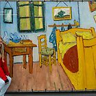 Fun with Van Gogh by Birgit Van den Broeck