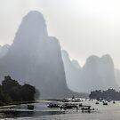 River Li China by Lynn Bolt