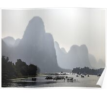 River Li China Poster
