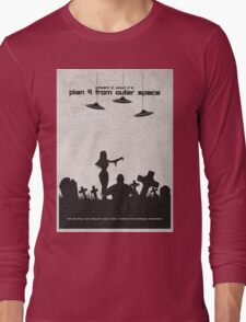 Plan 9 from Outer Space Long Sleeve T-Shirt