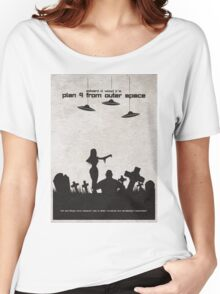 Plan 9 from Outer Space Women's Relaxed Fit T-Shirt