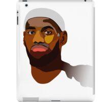 LeBron James - Winner take nothing iPad Case/Skin