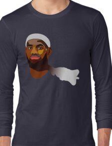 LeBron James - Winner take nothing Long Sleeve T-Shirt