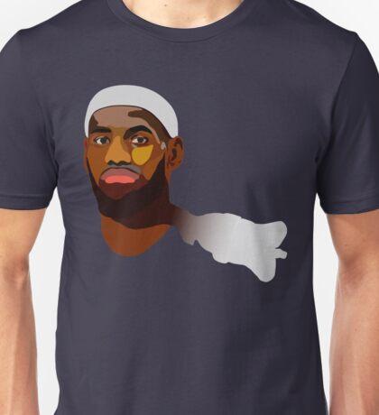 LeBron James - Winner take nothing Unisex T-Shirt