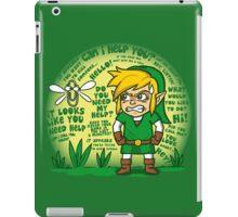 Navi 2.0 (colab with Legendary Phoenix) iPad Case/Skin
