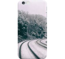 Snowy Travel iPhone Case/Skin