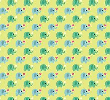 Elephants by ZantheClothing