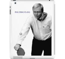 Kevin Rudd  iPad Case/Skin