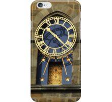 Castle Clock iPhone Case/Skin