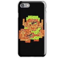 8 bit hero  iPhone Case/Skin