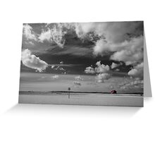 Little Red Roof, Rye Harbour Greeting Card