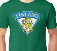 Team Finland National Logo Unisex T-Shirt