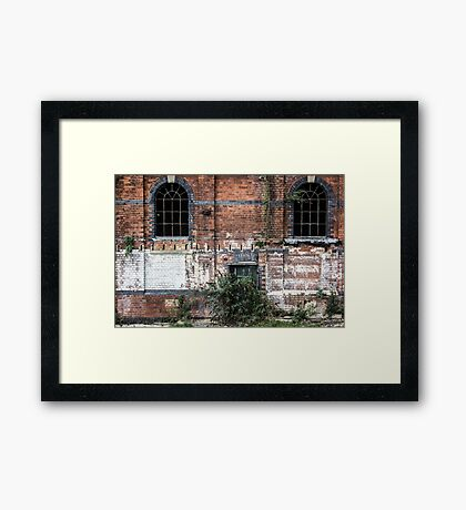 Once Upon A Time. Framed Print